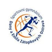 Sportovní gymnázium Ostrava logo